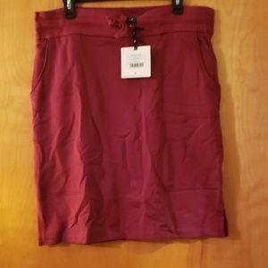 Agnes and Dora Weekend Skirt, NWT sz L